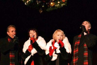 The Mayflower Club Christmas Extravaganza