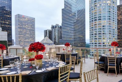 Mother's Day Brunch on the Hilton Checkers Rooftop